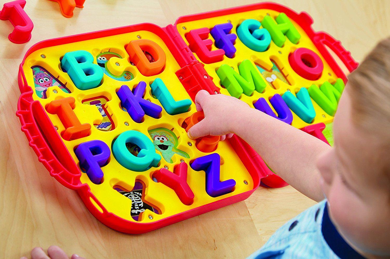 Amazon Sesame Street Elmo S On The Go Letters Toys