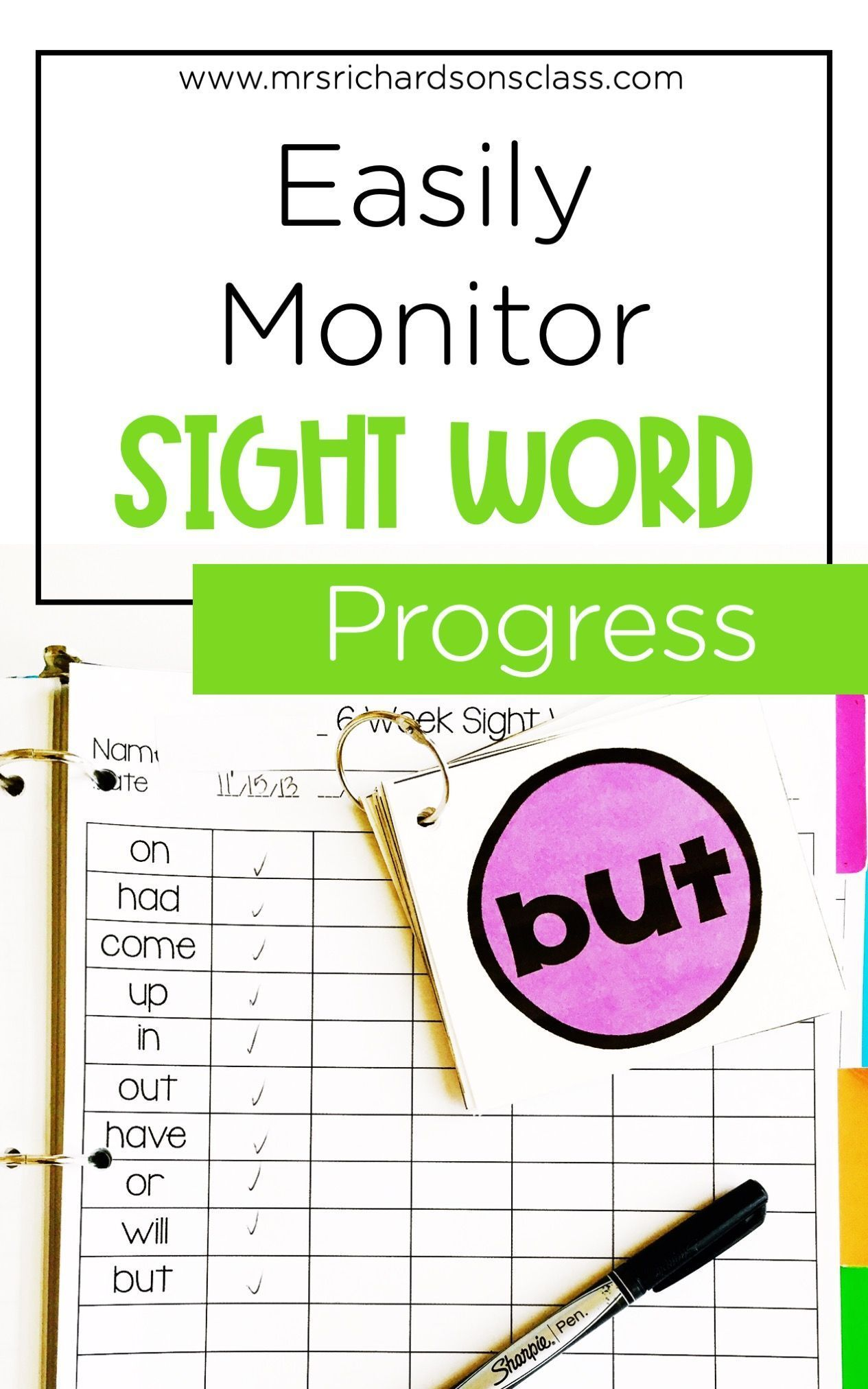 Pin On Teaching Sight Words