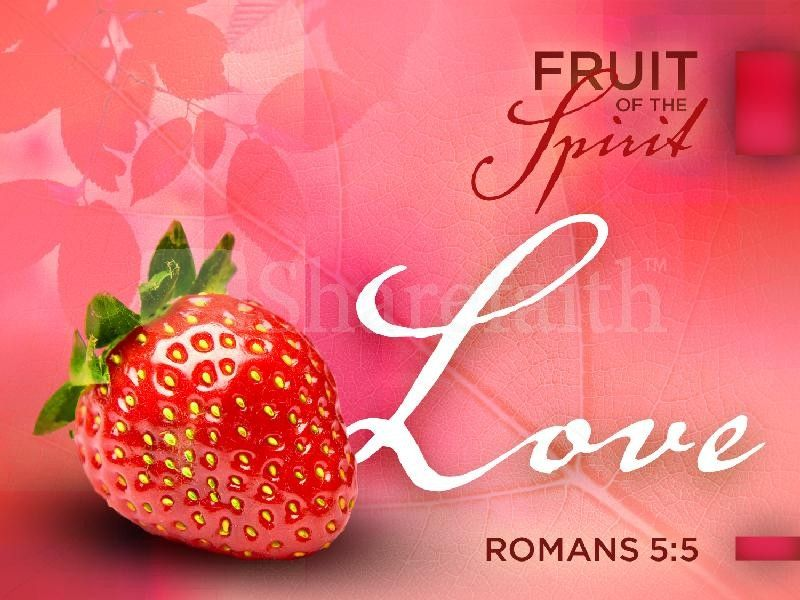 The Ground From Which Spiritual Fruit Springs