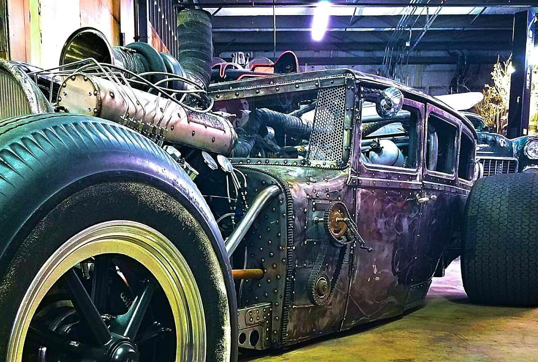 Welderup and Count Kustoms in Las Vegas Album on Imgur