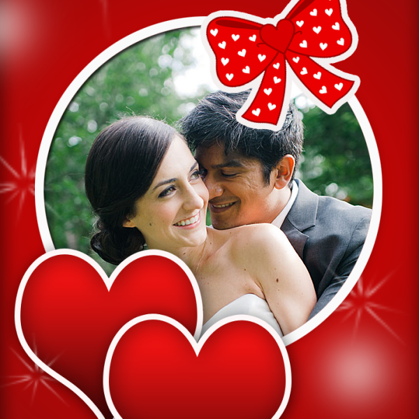 Frame your special moments with the love of your life, make them ...