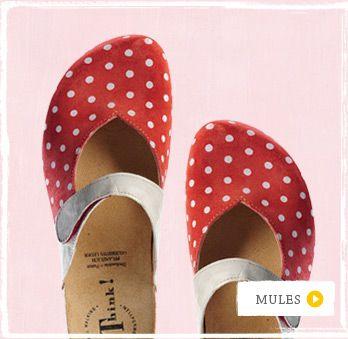 Women´s Mules