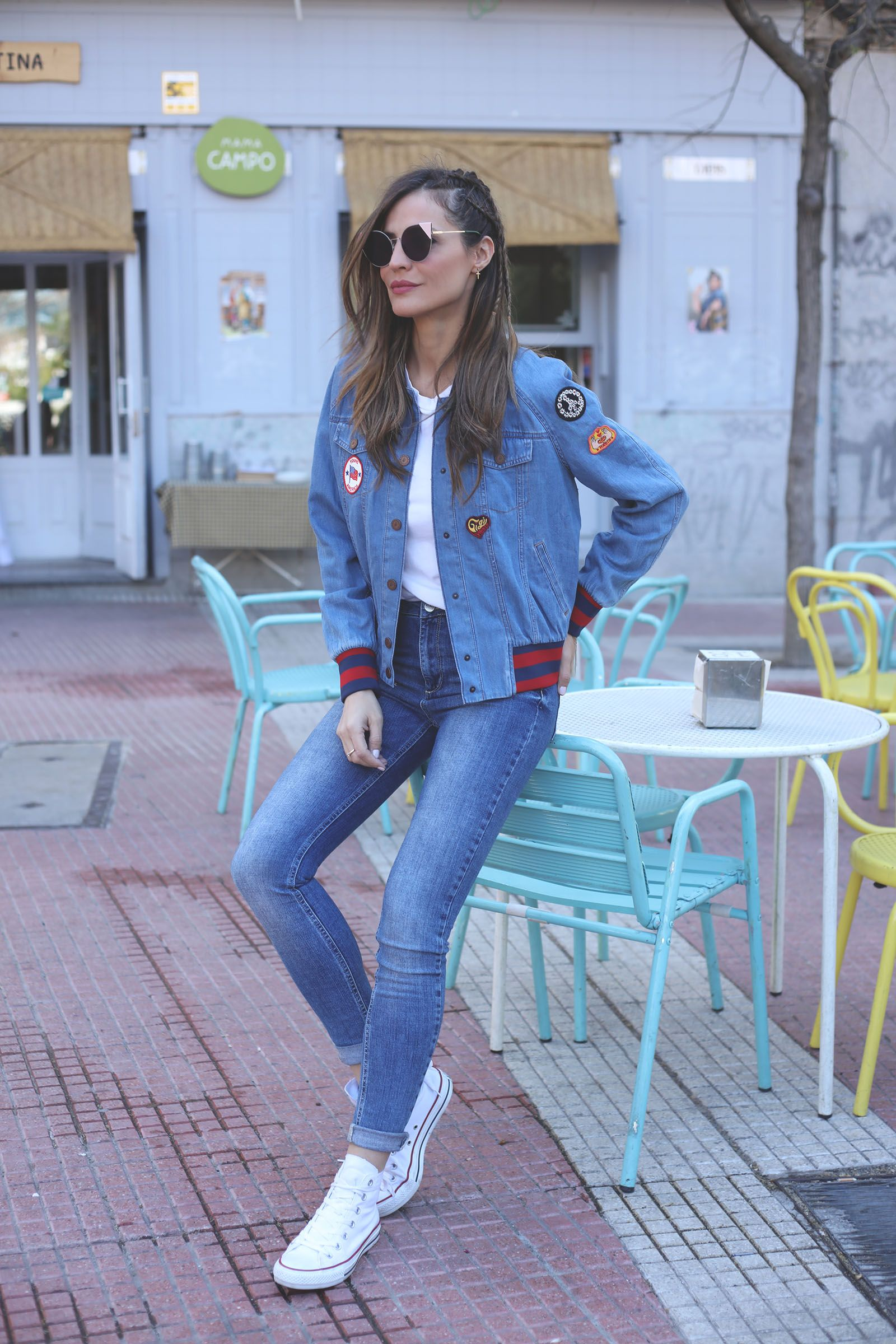 c2bf2e18d4bc Tommy x GIGI in 2018   Spring Outfits 2017   Pinterest   Denim ...