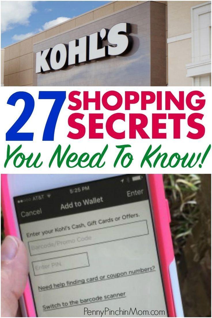 27 tips for saving more money at kohls saving money