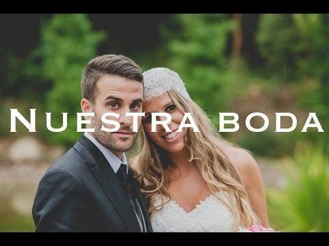 Nuestra boda I  Marta y Marc - YouTube