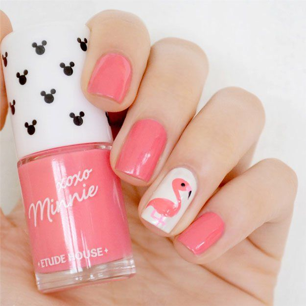 Check out the following spring nails designs and find an inspiration for your 2017 spring nail design.