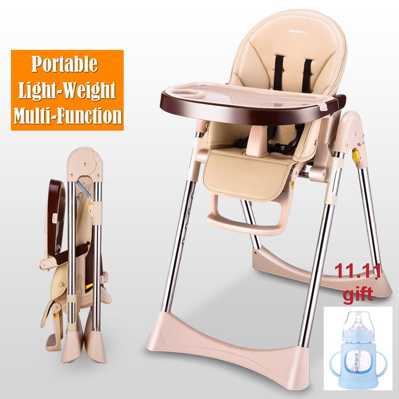 Baby Dining Chair High Landscape Multi Functional Portable Seat