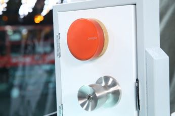 Peeple is your new smart peephole - Smart Home gadgets at CES 2015