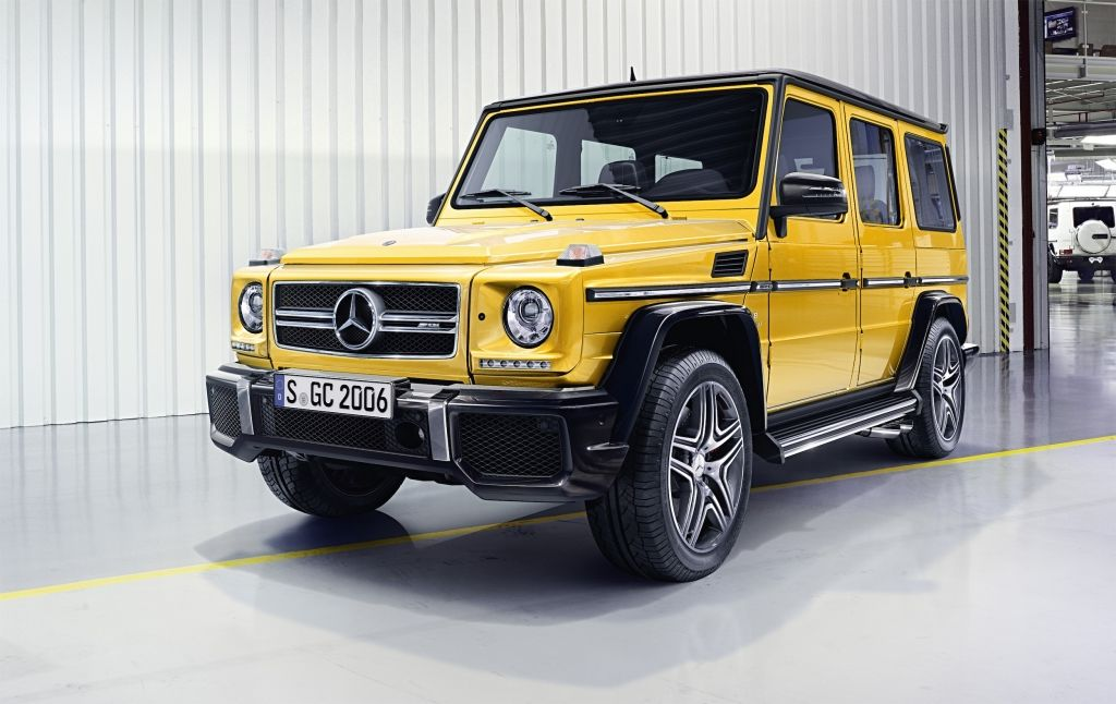 Mercedes Benz G Wagon Facelift Benz G Class Mercedes Benz G