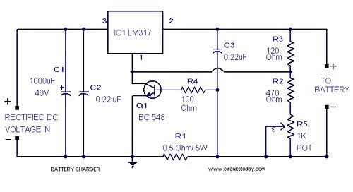 Pin on Electrónic projects Accu Charger Schematic on