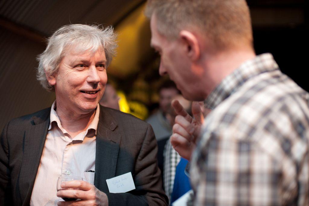 Maandag 22 april 2013: inspirerende bijeenkomst met ondernemers uit het Via Breda-gebied. Thema: hoe zetten we samen Via Breda op de kaart?