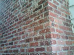 Paint Removal Removing Old Paint From Brick Walls Building Moxie Paint Remover Brick Wall Brick Chimney