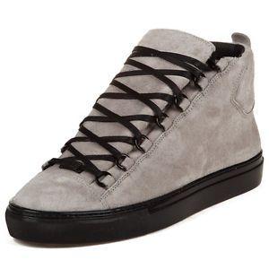 Balenciaga Mens Sneaker Pelle S.Gomm