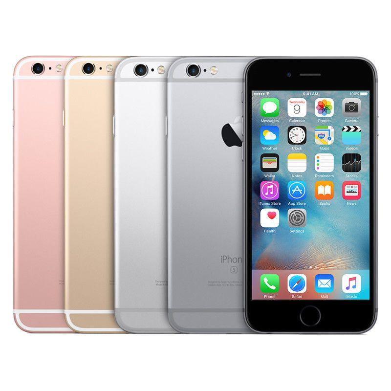 Apple Iphone 6s 16gb 32gb 64gb 128gb Smartphone Unlocked At T
