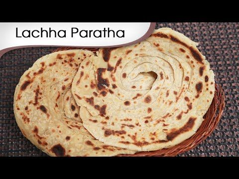 lachha paratha indian flat bread recipe by ruchi bharani hd youtube paratha indian flat on hebbar s kitchen recipes laccha paratha id=68504
