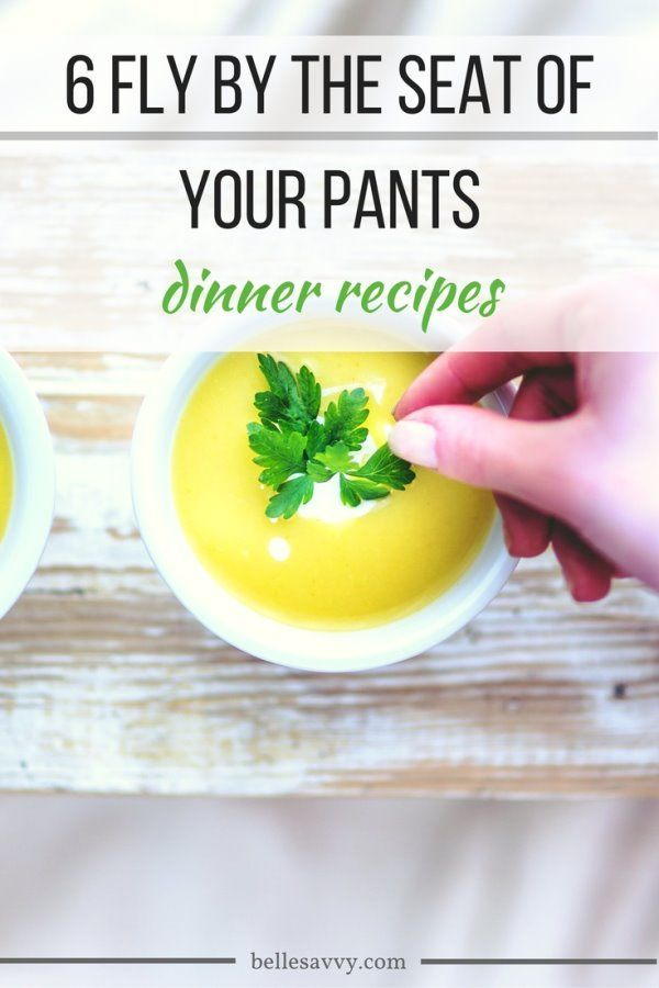last minute quick easy dinners healthy living
