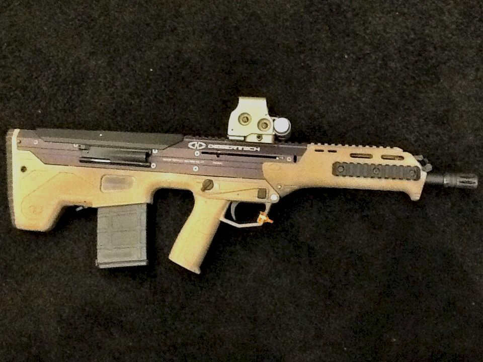 Pin on MDR (Micro Dynamic Rifle)