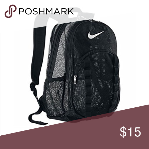 Brand new Nike mesh backpack Brand new never used Nike Bags Backpacks 9962f48288