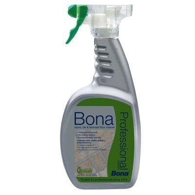 Bona Pro Series Stone Tile And Laminate Floor Cleaner 32 Oz Floor Cleaner Hardwood Floor Cleaner