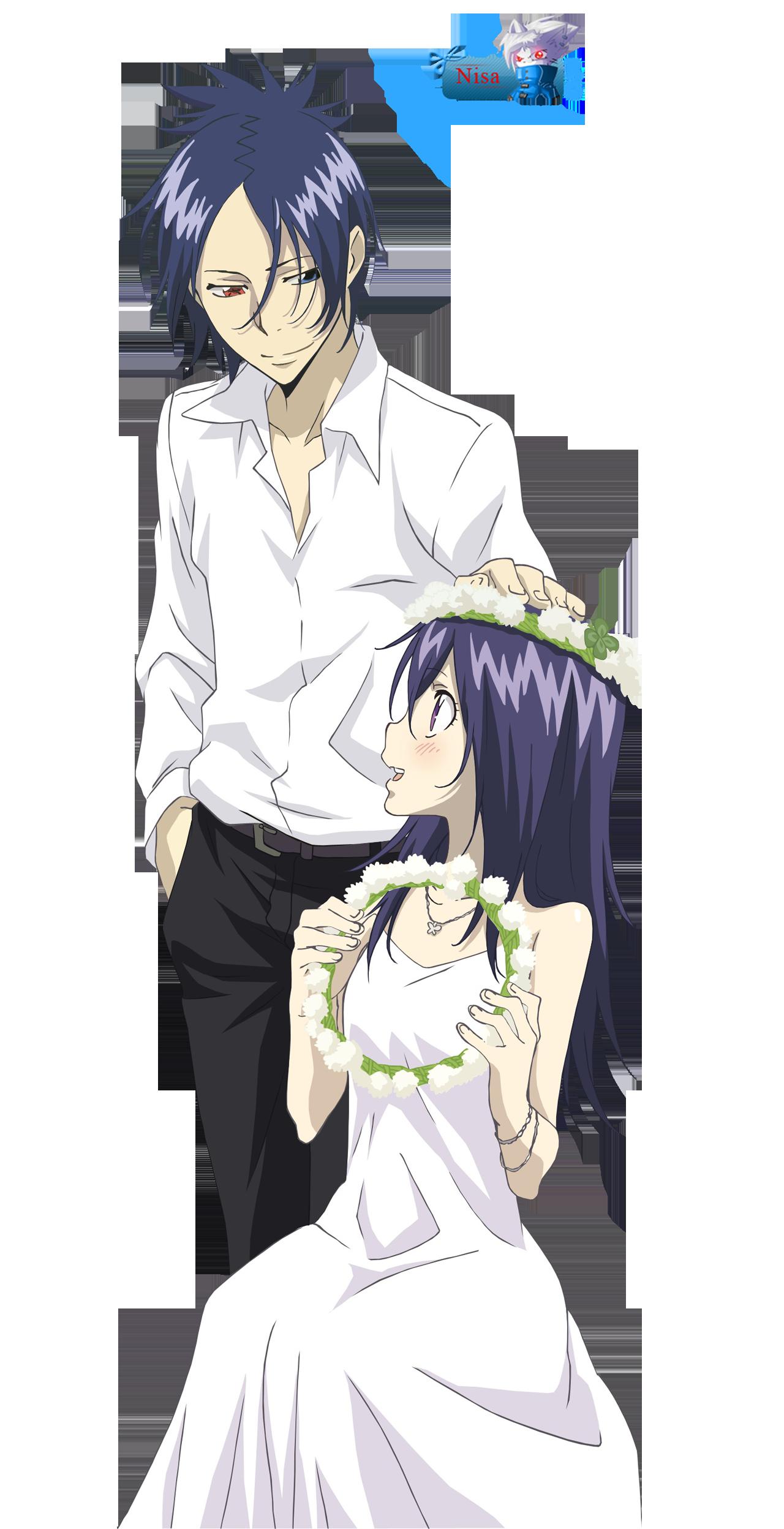 chrome and mukuro animestuff i love to death
