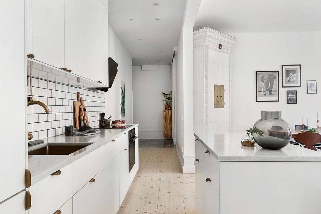 Diy Keuken Kleine : Geef je kleine slaapkamer meer sfeer met een groene muur