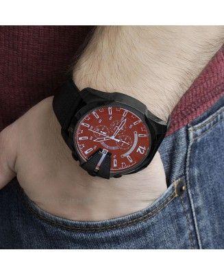 bbac5370f38 Diesel DZ4323 Mega Chief Heren Chronograaf Horloge