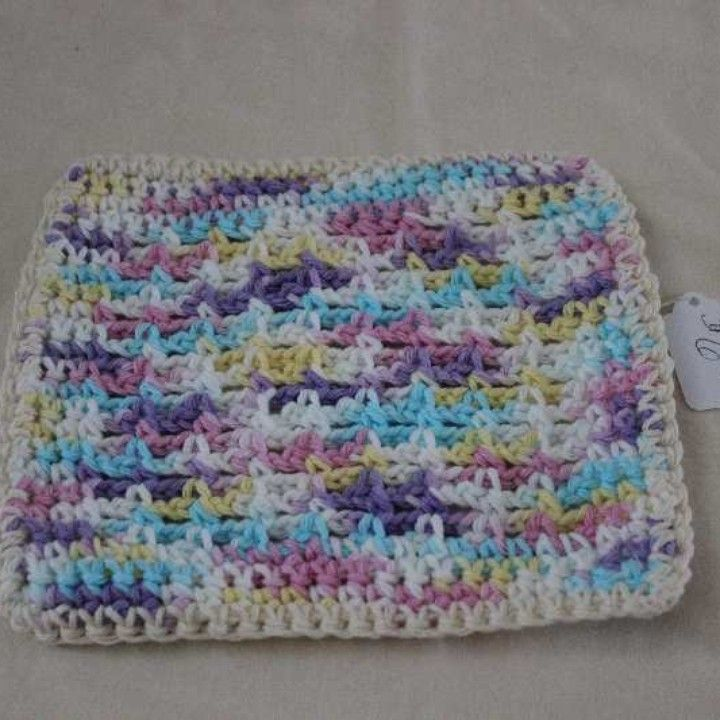 Dishcloth from Teresa's Crafty Creations for $6.00