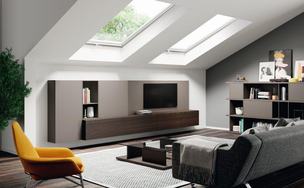 Mobenia   Beispiele 1 Soleil   Design Kiste.de   Wohnen, Wohnzimmer, Wohnwand