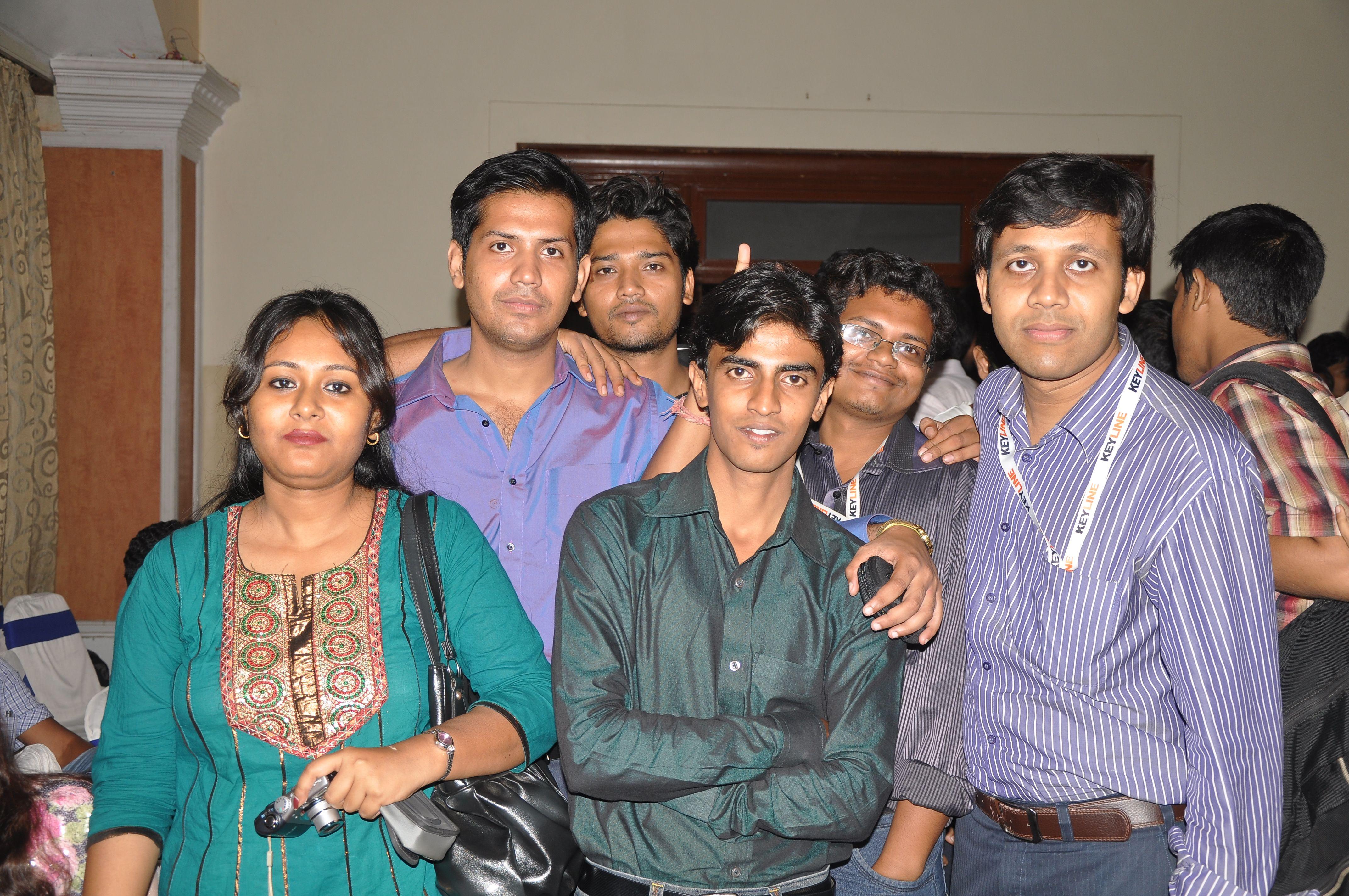 Avishek Bhattacharjee (SEO team Keyline)