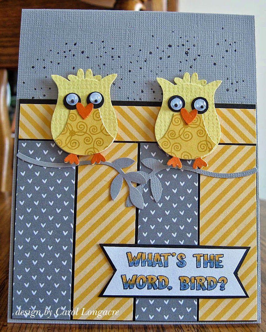 год скрапбукинг совы открытки с днем рождения того