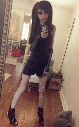 Eugenia Cooney Fashion Style Goth
