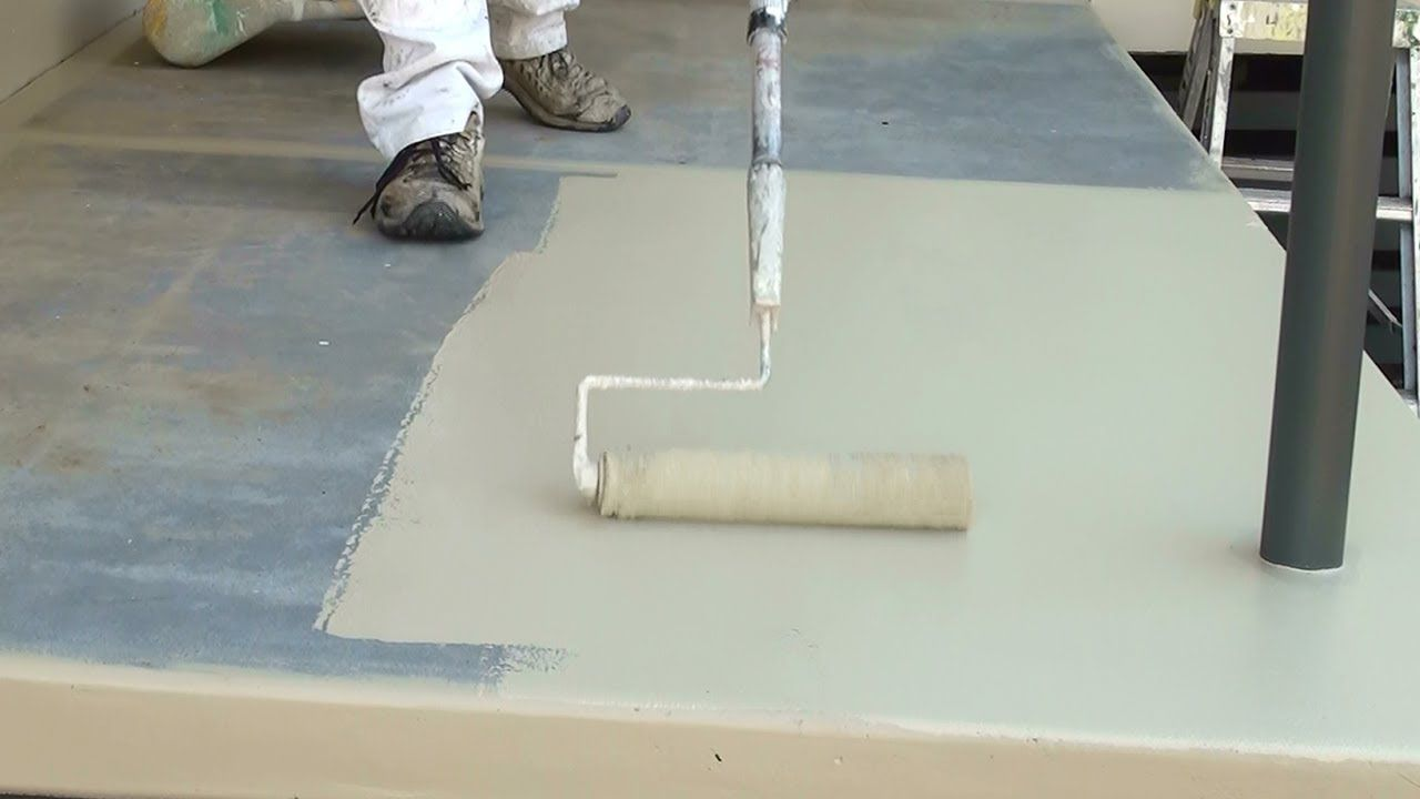 Painted Concrete Slabs Google Search With Images Painting Concrete Painted Cement Floors Painted Concrete Floors