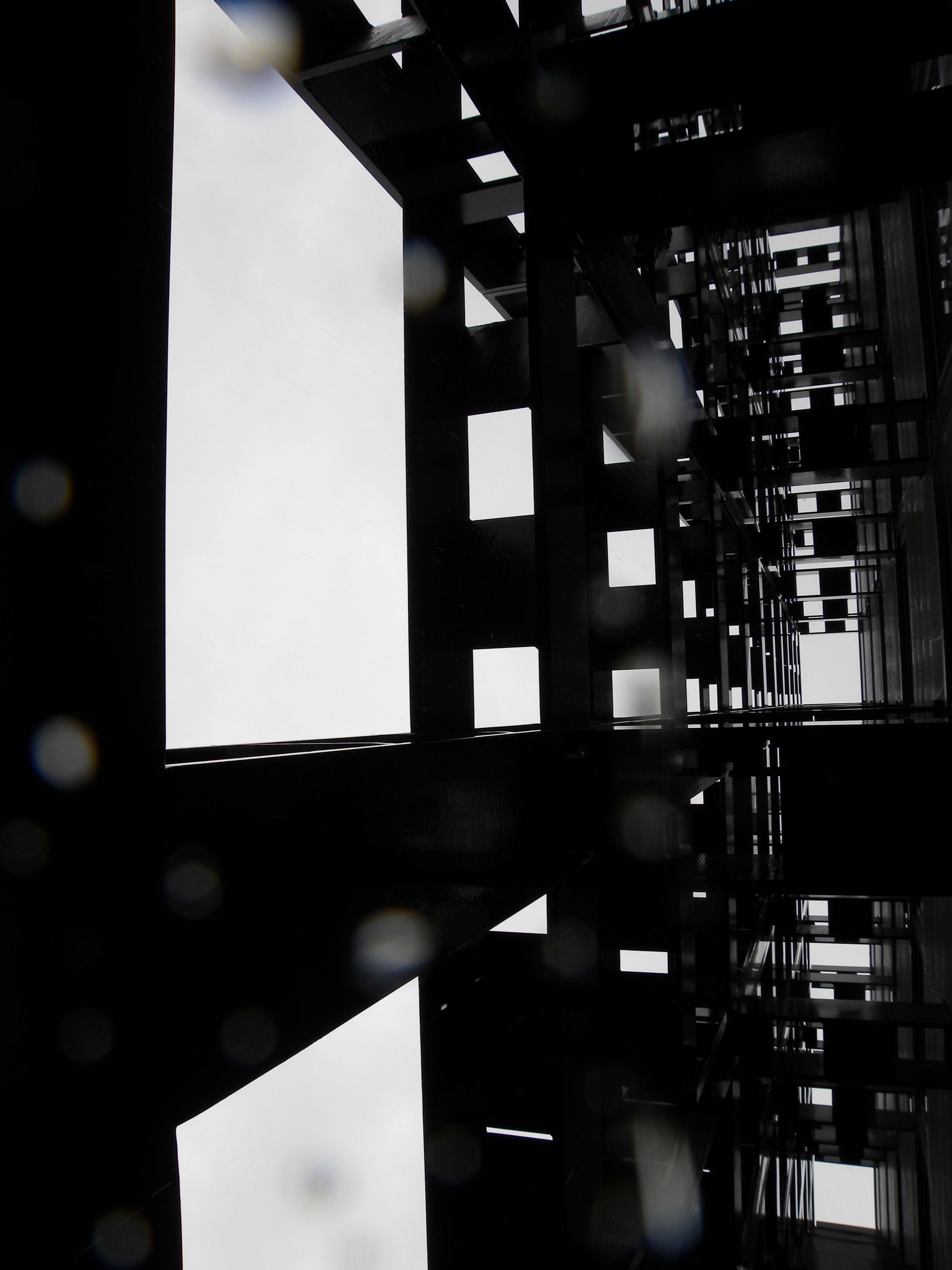 black and white _ Bellinzona _ by Helene Dorny