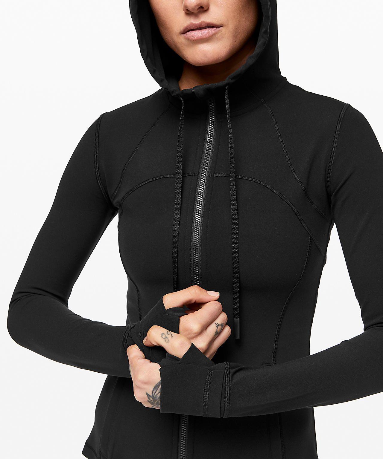 Hooded Define Jacket Nulu Women S Jackets Outerwear Lululemon Jackets For Women Jackets Outerwear Jackets [ 1536 x 1280 Pixel ]