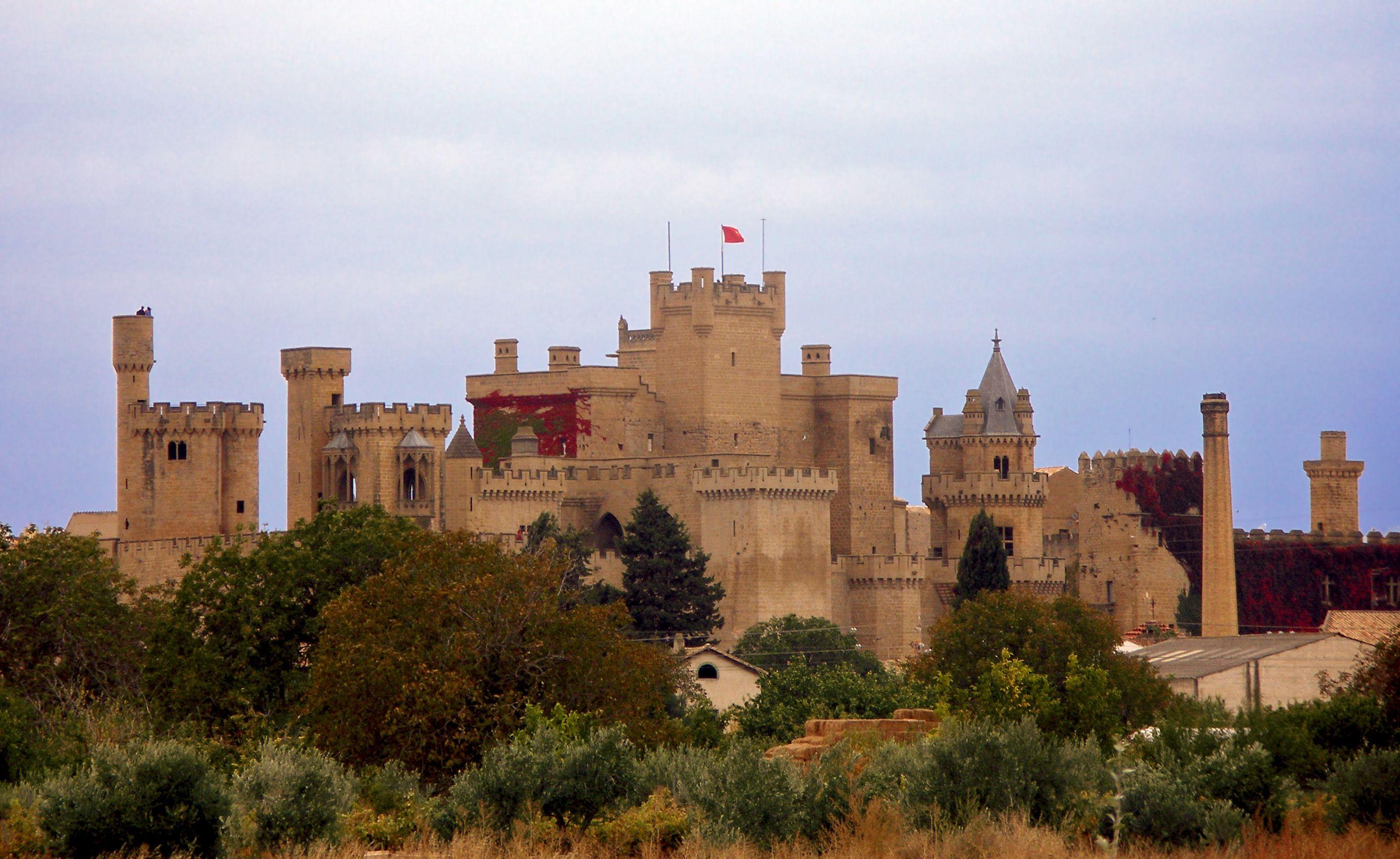 palacio real de olite - Google-søk