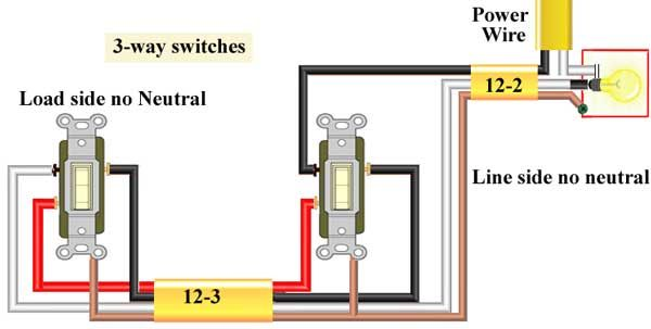 How To Wire Switches Wire Switch Light Switch Wiring Home Electrical Wiring