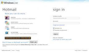 هوتميل تسجيل الدخول لموقع الهوتميل مباشرة Www Hotmail Com Sign In منبع البرامج المجانية Hotmail Sign In Signs