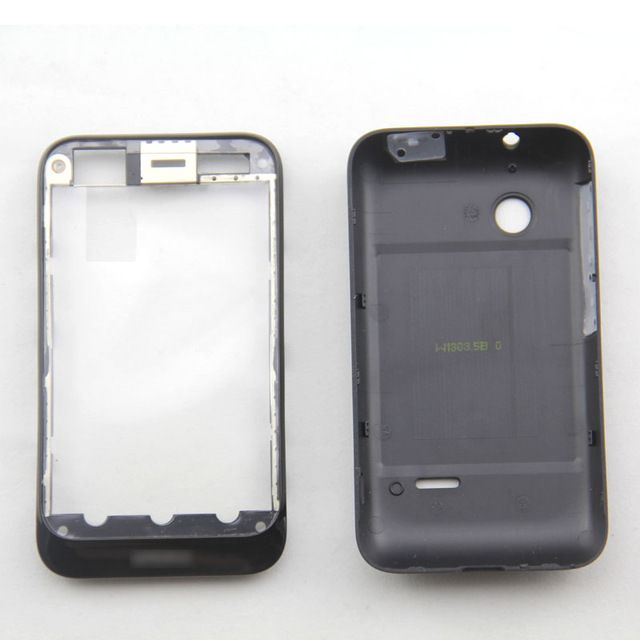low priced 6a15a be546 For Sony Xperia Tipo ST21i ST21 Housing Frame Back Battery Cover ...
