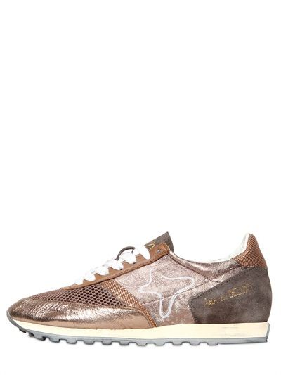 Pink Gold sneakers