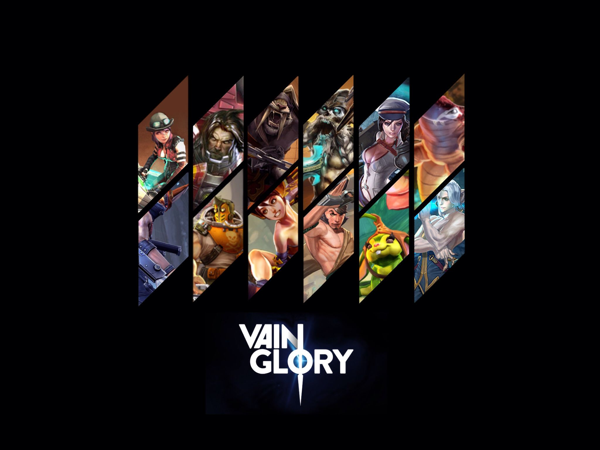 Download 400 Wallpaper Hd Vainglory