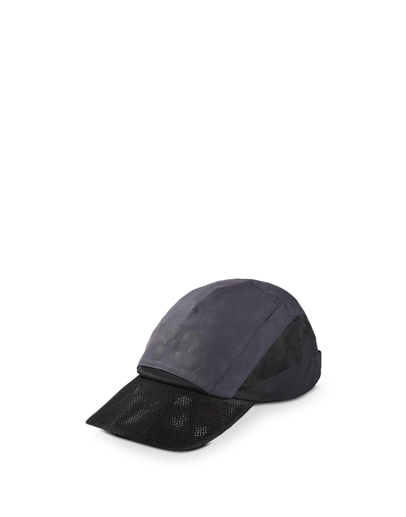 6085cff4075 Y-3 RUN BLACK CAP OTHER ACCESSORIES unisex Y-3 adidas