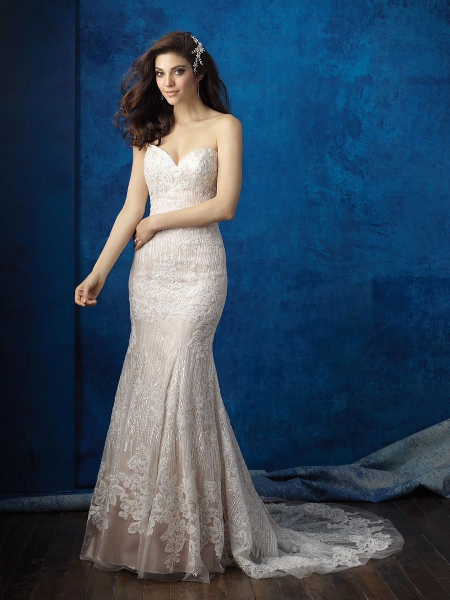 Allure bridals fall bridal collection available at party