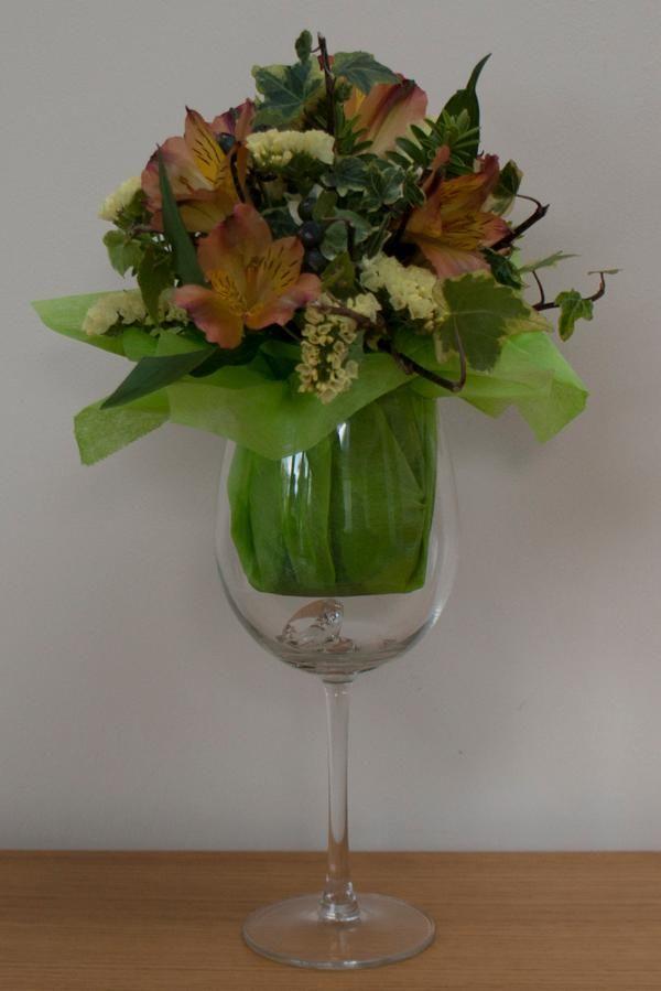 Pinterest & Image result for giant wine glass flower arrangement | Wedding stuff ...
