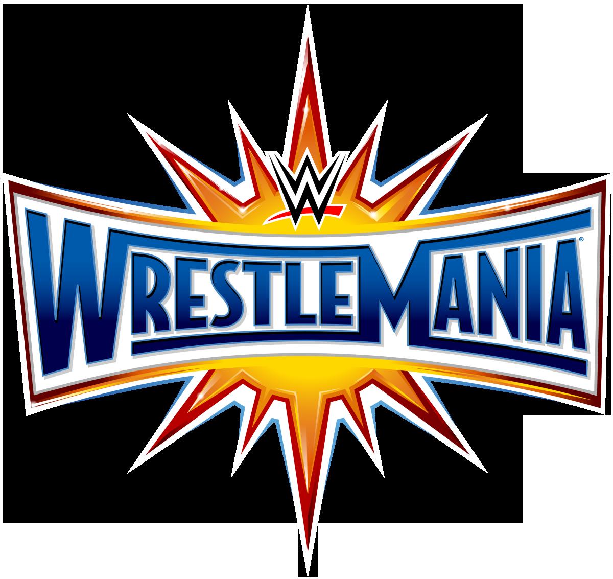 The Updated Wrestlemania 33 Match Card Wrestlemania 33 Wrestlemania Wwe Logo