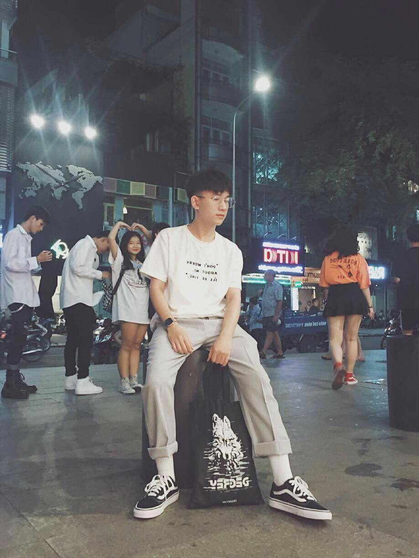 Ghim của Khanh Linh 🇻🇳 trên Moda Mực, Youtube, Trai đẹp