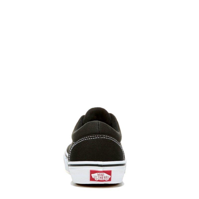 185a65ecff11 Vans Kids  Doheny Low Top Sneaker Pre Grade School Shoes (Black White
