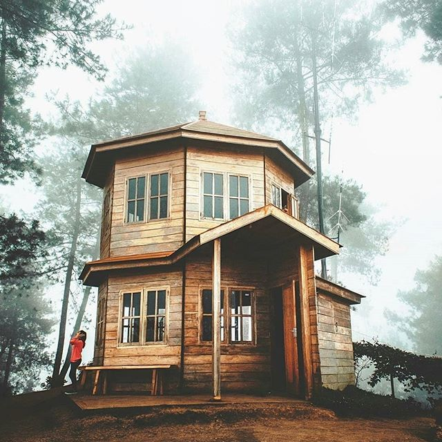 Cabin Of Your Dreams Requires Inspiration And Ideas The