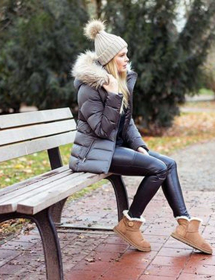 25 cute outfits to wear with uggs boots this winter 24 in ...