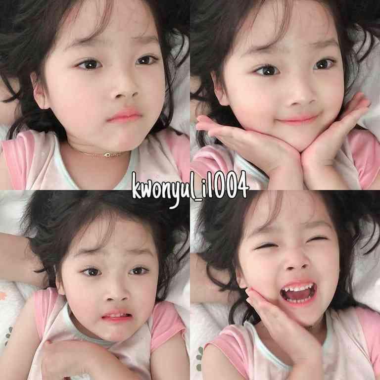 Anak Kecil Korea Yang Dijadikan Stiker Di Whatsapp Foto Bayi Foto Anak Lucu Bayi Lucu
