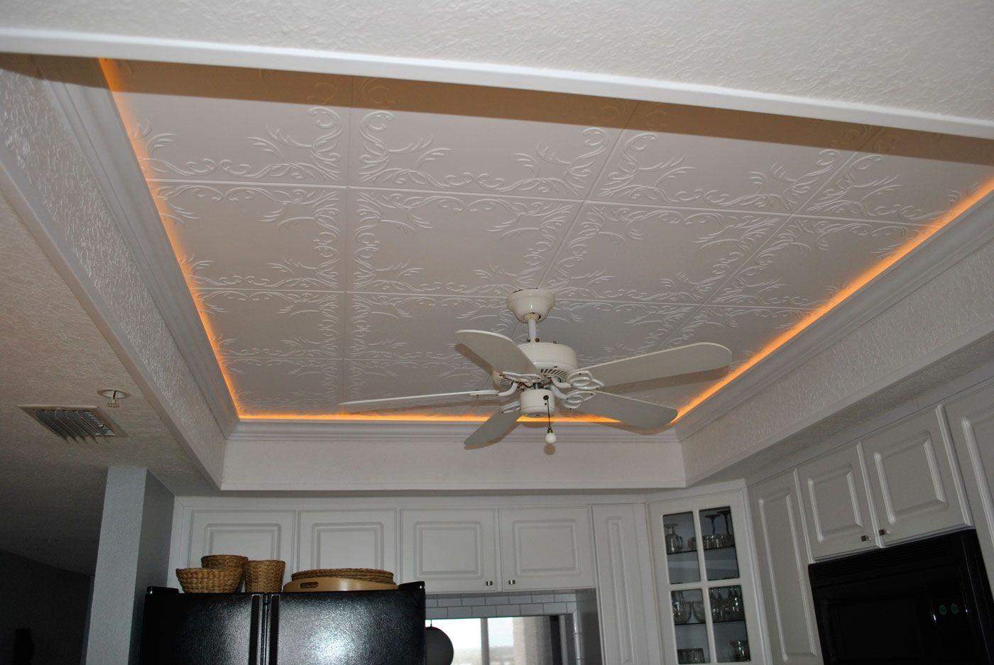 Flush Mount Ceiling Tiles Httpcreativechairsandtables